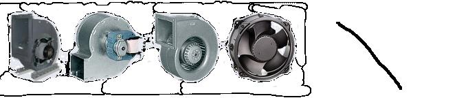 Ventilatoren und Gebläse